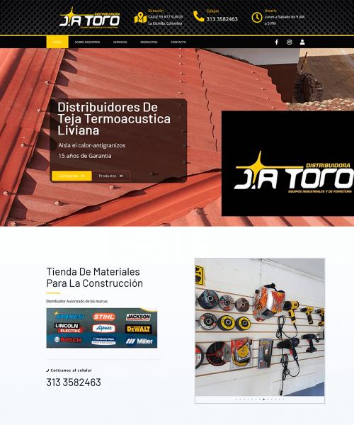 Screenshot_2021-04-19 Distribuidora JA TORO Ferreteria – Todo en Pinturas Tejas ⚙️ Herramienta Eléctrica Distribuidor X May[...]