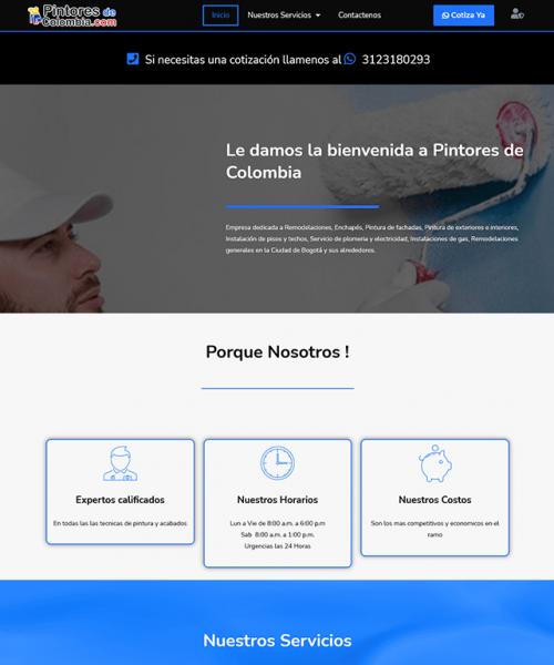 Screenshot_2021-04-19 Inicio - Pintores de Colombia