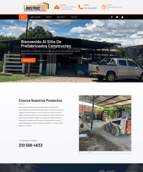 Screenshot_2021-04-19 Inicio - Prefabricados Constructec