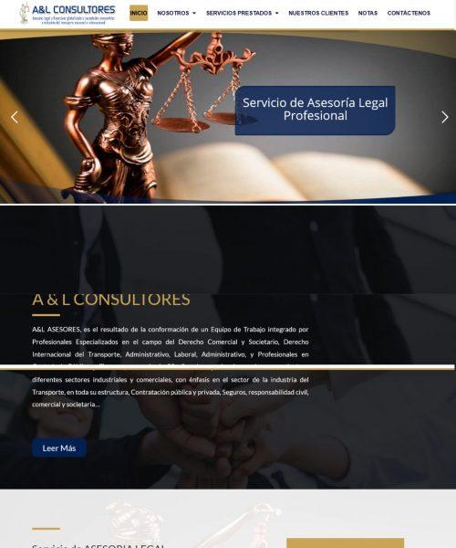 alyconsultores.com
